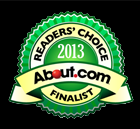 Mary's Touch: named one of the top five Catholic Radio Shows of 2012 by the Readers' Choice Awards!